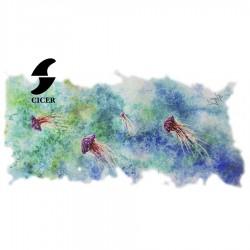 Sudadera Burdeos Logo